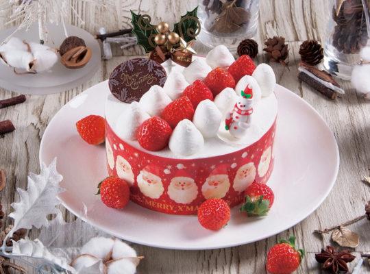 クリスマスケーキのご予約承り中!